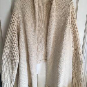 Victoria's Secret shawl cardigan size XL